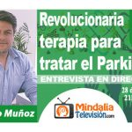 Live Interview with Alfredo Muñoz: Therapy to Treat Parkinson's